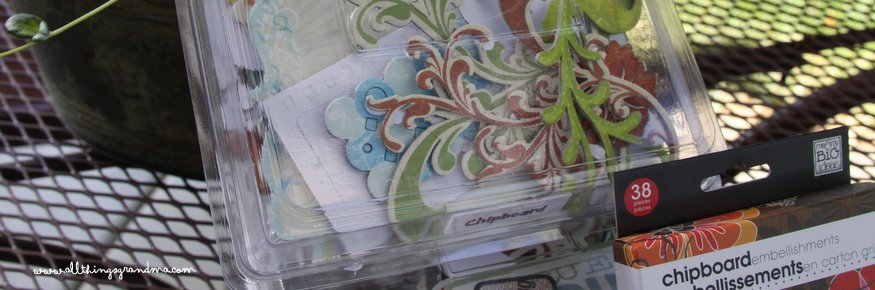 Organize Chipboard