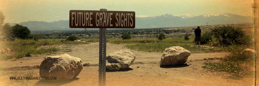 I Love Cemeteries