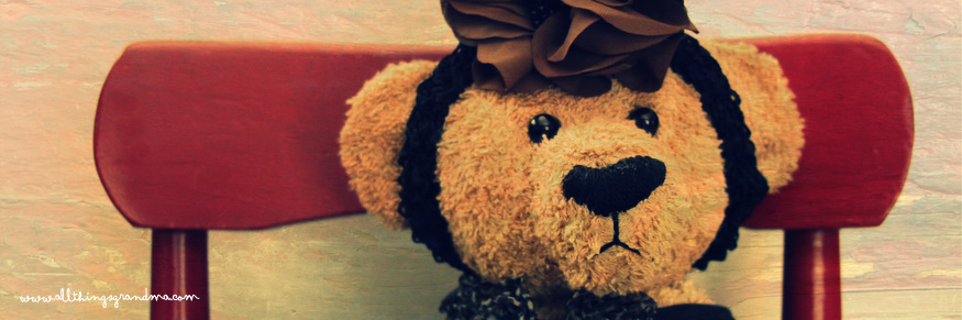 Bears Bears Bears:  Priscilla