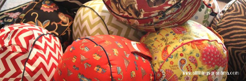 Cushions for Kids