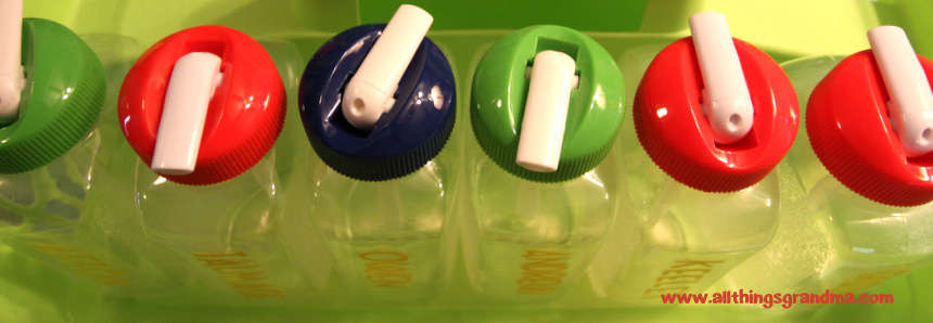 Juice Box Water Bottles