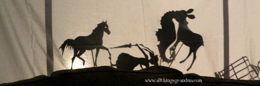 The Shadow Puppet Show