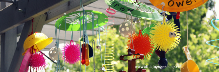 Kitchen Sink Wind Chimes: The Happy Conclusion