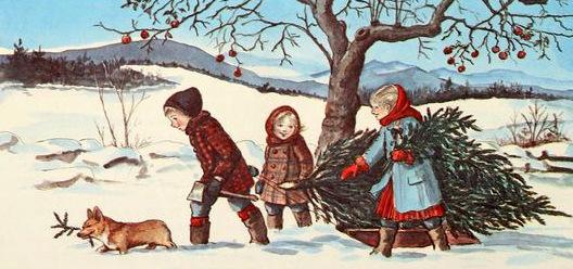 Winter Wonderland for Little Fingers