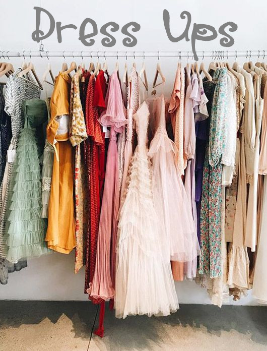 Dress-Ups Year 5