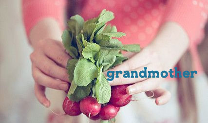Through Grandma's Eyes: The Apple